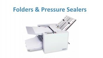 Folders and Pressure Sealers
